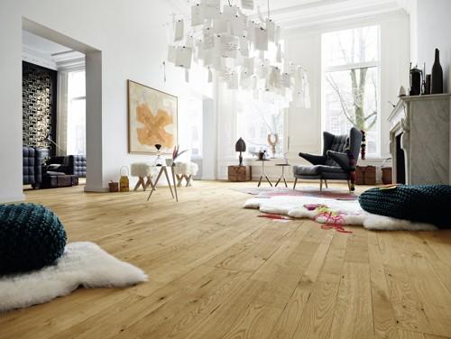 Plovoucí podlahy – rozdělení