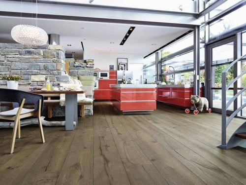Konstrukce plovoucí podlahy – KS Parket Ostrava